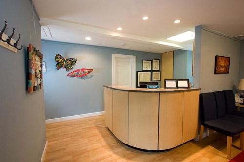 Sudbury Dentist Office