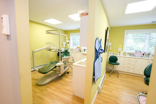 Mia Fitzgerald Dental Facilities