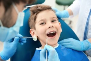 Dental sealants in Sudbury